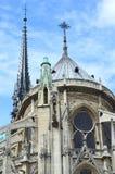Notre Dame fotografía de archivo libre de regalías