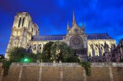 Notre Dame. Stock Photos