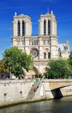 Notre Dame. Stock Photo