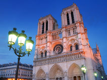 Notre Dame. Stock Image
