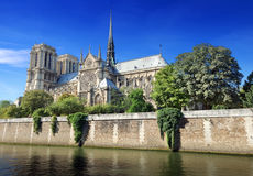 Notre Dame. Royalty Free Stock Photo