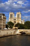 Notre Dame Stock Photography