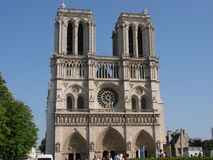 Notre Dame Images libres de droits