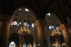 Notre Dame Fotografering för Bildbyråer