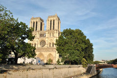 Notre Dame Images stock