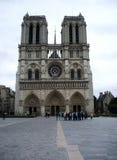 Notre Dame. Fotografia de Stock