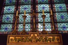 Notre Dame Stockbild