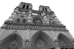 Notre Dame Royalty Free Stock Image
