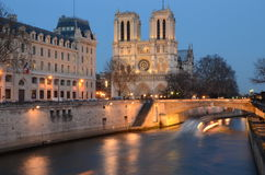 Notre Dame στοκ φωτογραφία με δικαίωμα ελεύθερης χρήσης