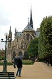 Notre Dame Stock Afbeeldingen