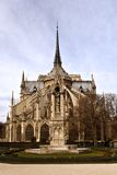 Notre-Dame Royalty Free Stock Image