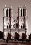 Notre Dame Royalty Free Stock Images