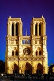 Notre Dame Royalty-vrije Stock Afbeeldingen