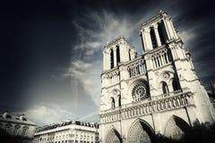 Notre Dame Royalty-vrije Stock Foto's