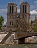 Notre-Dame Obraz Stock
