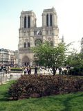 Notre Dame Stockfoto
