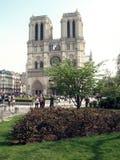 Notre Dame Fotografia Stock