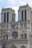 Notre Dame Stockfotos