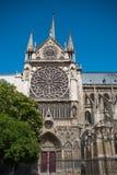 Notre Dame Stock Foto