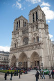 Notre Dame Stock Foto's