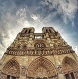 Notre Dame Photographie stock libre de droits