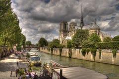 Notre Dame Fotos de archivo