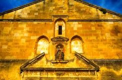 Notre Dame, Arles, Γαλλία Στοκ Φωτογραφίες
