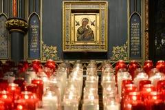 Notre Dame Basilica - Montreal, Canadá Imagenes de archivo