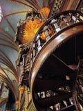 Notre Dame Basilica, Montreal Canada stock photo