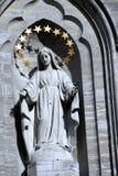 Notre Dame Basilica, Montreal, Quebec, Canada Immagini Stock Libere da Diritti