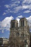 Notre Dame basilica in Paris
