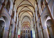 Notre Dame Basilica Saigon Vietnam Stock Photography