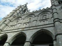 notre dame basilique Стоковое фото RF