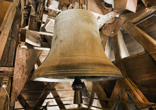 Notre Dame Bell Royalty Free Stock Photos