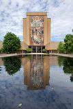 Notre Dame campus Stock Photo