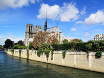 Notre Dame Cathedral Royalty Free Stock Photo