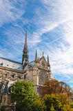 Notre Dame Cathedral Stock Images