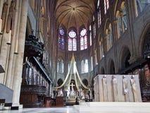 Notre Dame Cathedral Royaltyfri Fotografi
