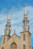 Notre Dame Cathedral Basilica Royalty Free Stock Photo