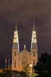 Notre-Dame Cathedral Basilica Royalty Free Stock Image