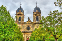 Notre-Dame Cathedral of Dax, France Stock Photos