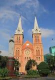 Notre Dame Cathedral Ho Chi Minh City Saigon Vietnam Royalty Free Stock Photo