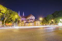 Notre Dame cathedral, Ho Chi Minh City, Vietnam Stock Photo