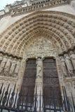 Notre Dame Cathedral, Parigi, Francia immagine stock