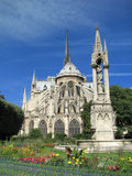 Notre Dame Cathedral - Paris Stock Images