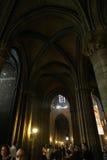 Notre Dame Cathedral - Paris Stock Photo