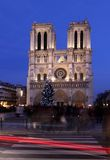 Notre-Dame cathedral, paris, france Royalty Free Stock Photography