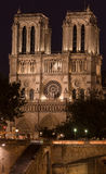Notre Dame Cathedral Paris France Royalty Free Stock Images