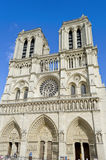 Notre Dame Cathedral - Paris, France Royalty Free Stock Photos