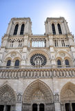 NOTRE DAME CATHEDRAL, PARIS, FRANCE Royalty Free Stock Images